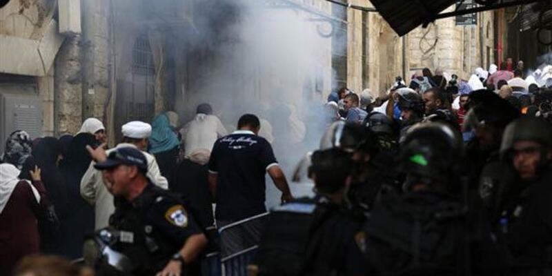 İsrail'den Gazze'ye sınır ihlali