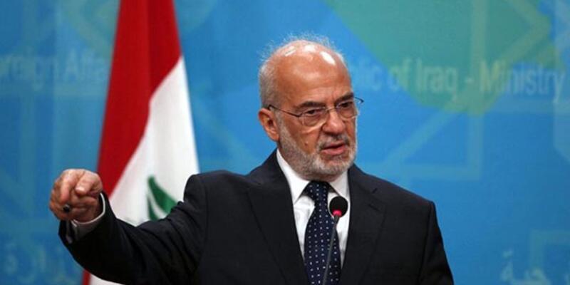 Irak Dışişleri Bakanı İbrahim El Caferi'den Türkiye'ye Kuzey Irak tepkisi