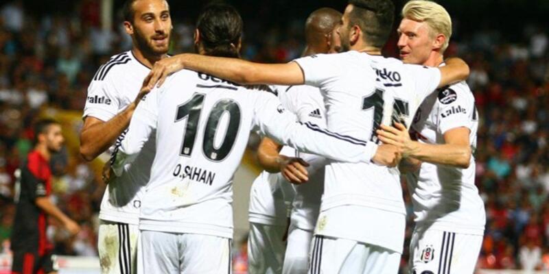 Beşiktaş'ın Skenderbeu maçı kadrosu açıklandı