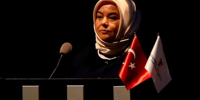 """Aile Bakanı Gürcan: """"Üniversiteler bilim ve kültür yuvaları olmalıdır"""""""