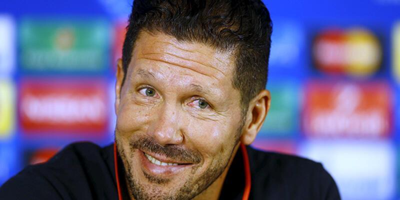 Diego Simeone: Bu maçın favorisi olmaz
