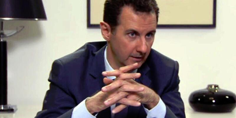 """Esad'dan Batı'ya rest: """"Teröristleri desteklemeyi bırakın"""""""