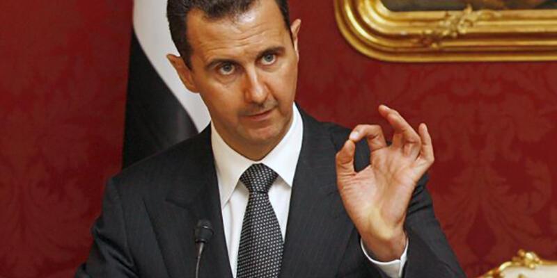 """Esad: """"Suriye'de kimse teröristlerle görüşmeyi kabul etmez"""""""