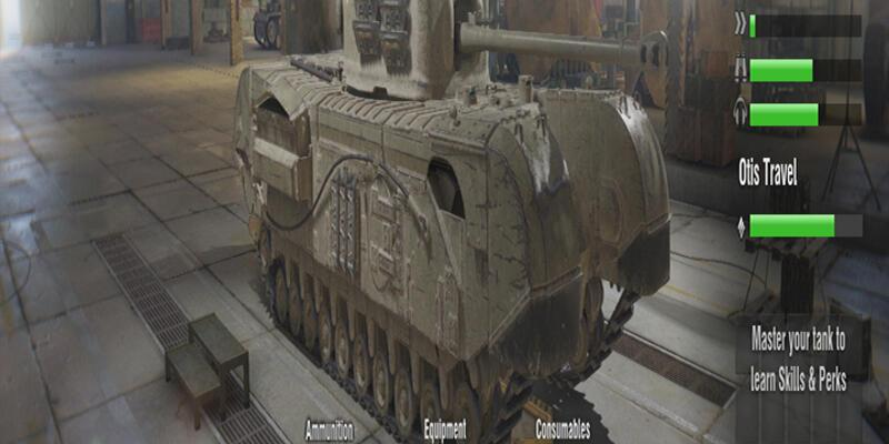 World of Tanks namluyu PlayStation4'e çevirdi