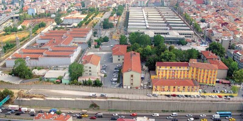 """Eski Bayrampaşa Cezaevi alanı """"yaşam merkezi"""" olacak"""