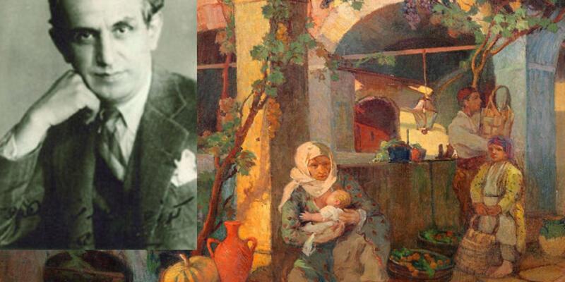 İbrahim Çallı'nın adı memleketinde sanat galerisinde yaşayacak
