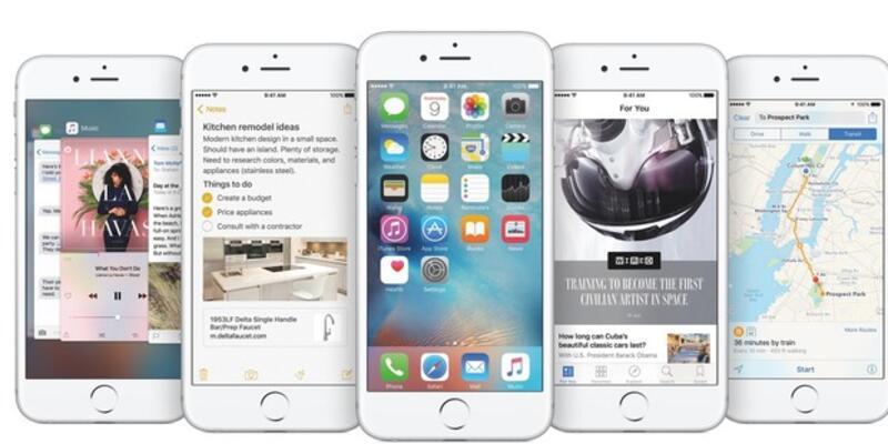 iOS 10, 9'u geçti