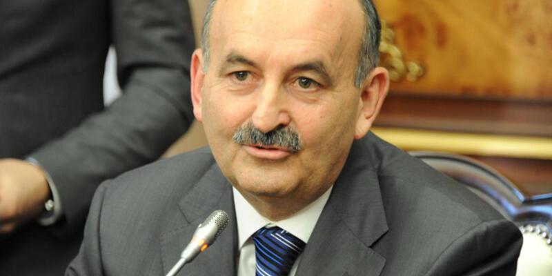 """Sağlık Bakanı Müezzinoğlu: """"Akıl hastaları AVM'de tedavi oluyorlarsa onu onlara havale ediyorum"""""""