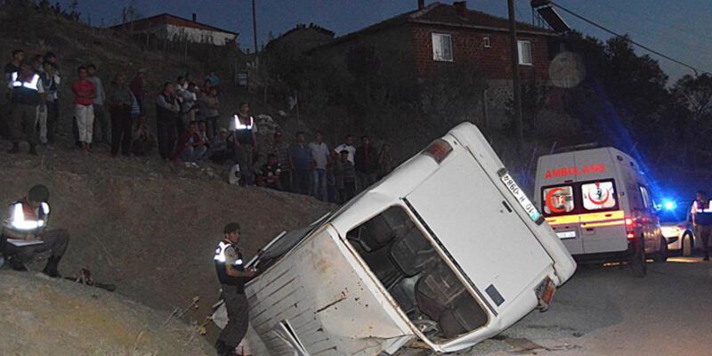 Balıkesir ve Mardin'deki trafik kazalarında 6 kişi öldü 21 kişi yaralandı