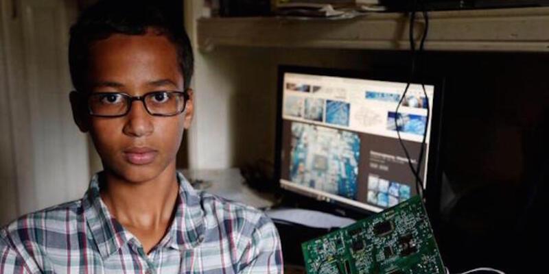 """Google, Facebook ve Twitter: """"Ahmed bize gel"""""""