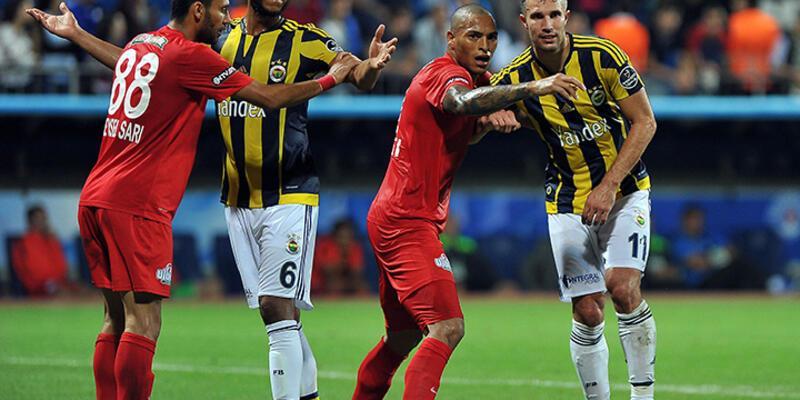Fenerbahçe'de bir sakatlık daha