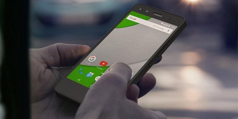 Yeni bir Android One telefon duyuruldu!