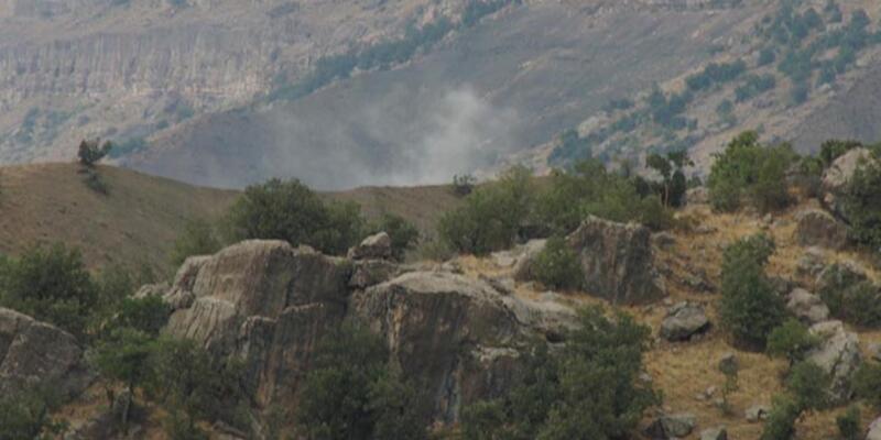 PKK'lılar Derecik'te askeri birliğe saldırdı
