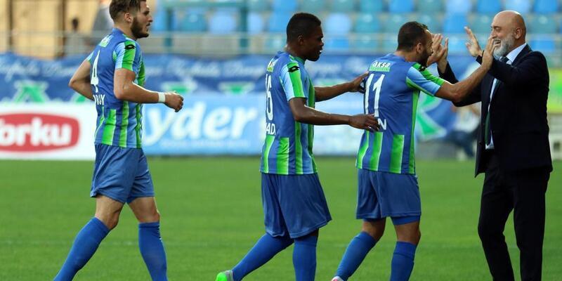 Çaykur Rizespor - Antalyaspor: 5-1
