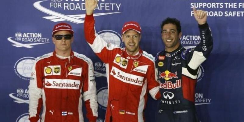 Ferrari 3 yıl sonra ilk cebi aldı