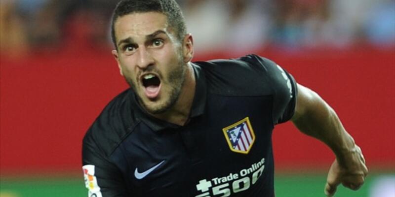 Atletico'nun yıldızı sakatlandı