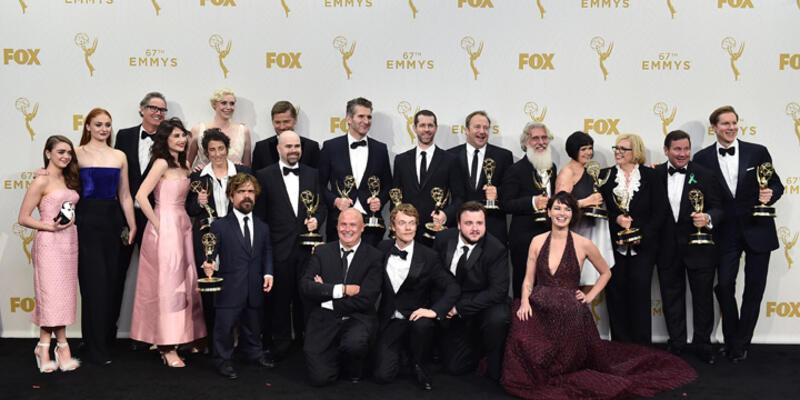 "67. Emmy Ödülleri'ne ""Game of Thrones"" damgasını vurdu"