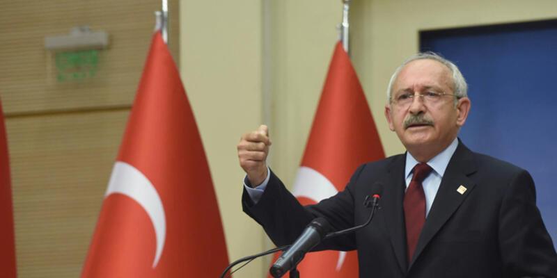 """Kemal Kılıçdaroğlu: """"Geriye CHP kalıyor"""""""