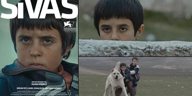 """""""Sivas""""ın çocuk oyuncusu Doğan İzci: """"Oscar için heyecanlıyım"""""""
