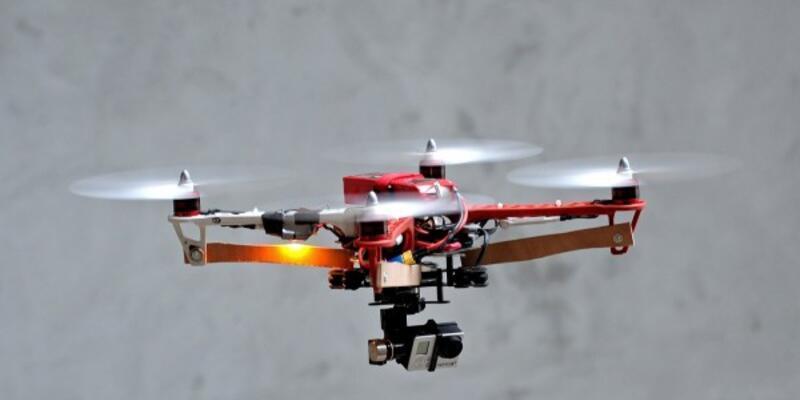 Drone'lar köprü yapımında kullanılmaya başlandı
