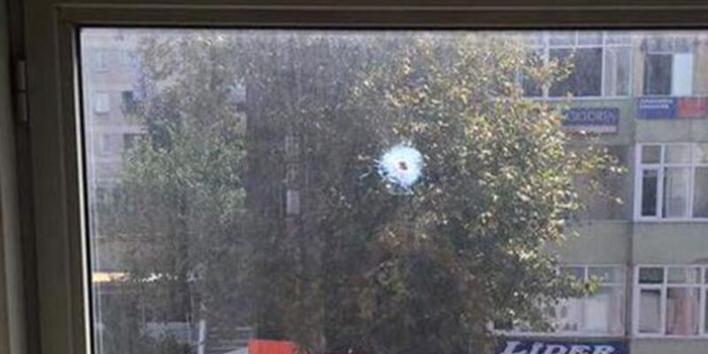 Kartalspor'a silahlı saldırı