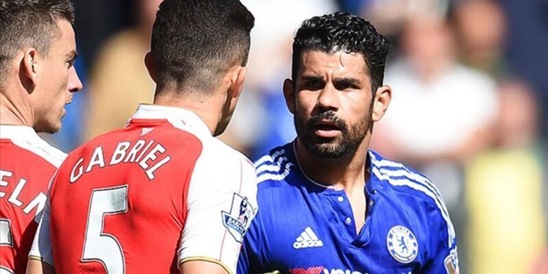 Diego Costa'nın yaptığı yanına kâr kalmadı!