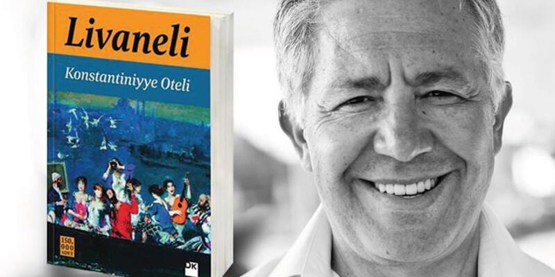 """Zülfü Livaneli """"Konstantiniyye Oteli"""" romanını anlattı"""