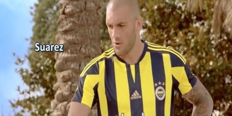 """Fenerbahçe ikinci bombayı patlattı: """"Kostüm yaz Suarez gelsin"""""""