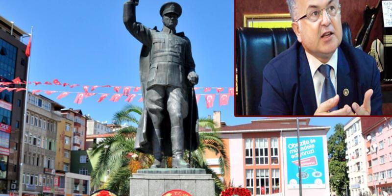 Rize Belediye Başkanı'ndan heykel açıklaması