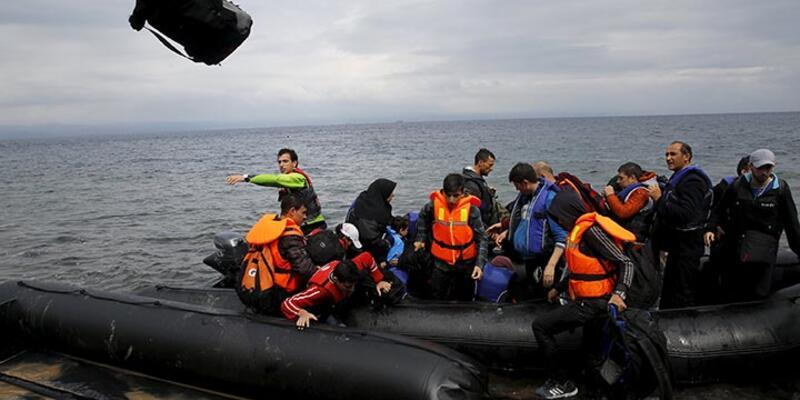 """Göçmen krizinde """"kilit ülke"""" Türkiye"""