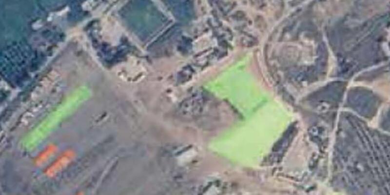 Suriye'deki Rus askeri tesisleri uydudan görüntülendi