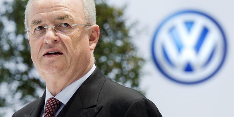 VW'den ilk istifa!