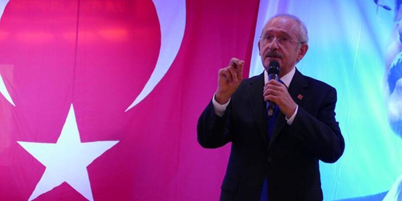"""Kılıçdaroğlu: """"Silahla değil, toplumsal uzlaşmayla çözülür"""""""