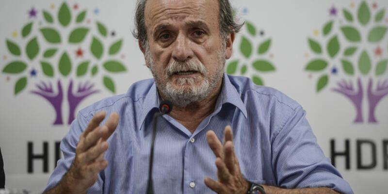 """HDP'li Kürkçü: """"1 Kasım'da  referanduma gidiyoruz aslında"""""""