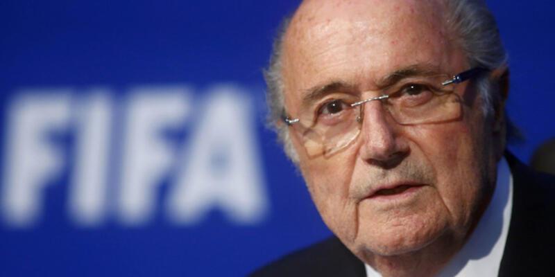 FIFA Başkanı Joseph Blatter'e ceza soruşturma