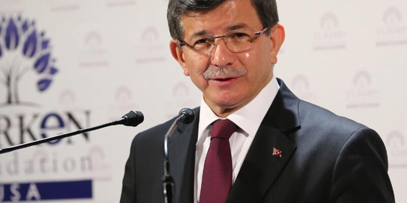 """Davutoğlu: """"Türkiye'ye dönük terör tehdidinin beli kırılmıştır"""""""