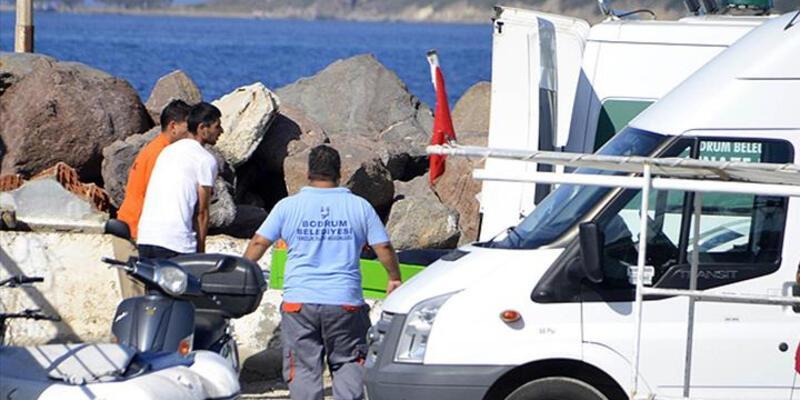 Bodrum'da göçmen teknesi battı: 17 ölü