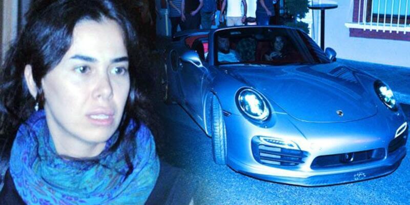 Asena Erkin'in 850 bin TL'lik yeni arabası