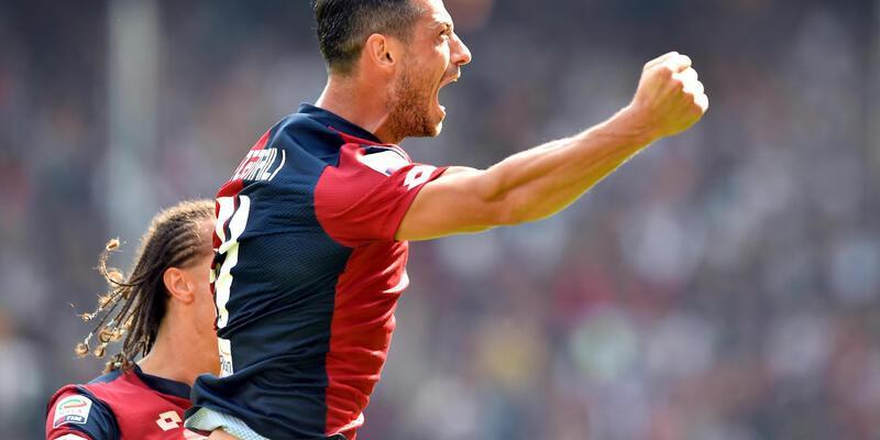 Genoa, Milan'ı Dzemaili ile yendi