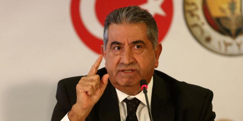 """Mahmut Uslu: """"Hakem resmen bizi doğradı"""""""