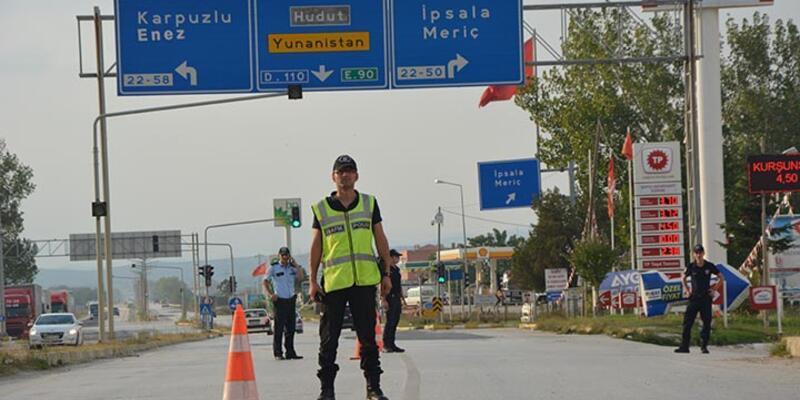 Sığınmacılar İpsala'dan geri gönderildiler