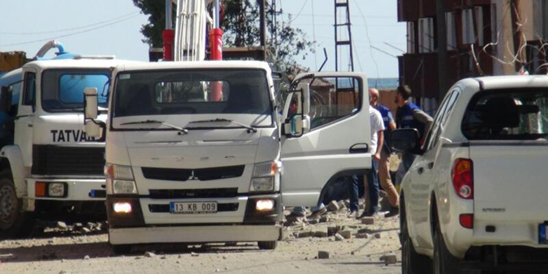 Tatvan'da terörist saldırı:5 asker yaralandı