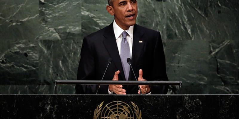 """Obama'dan Esad'a: """"Tiran!"""""""