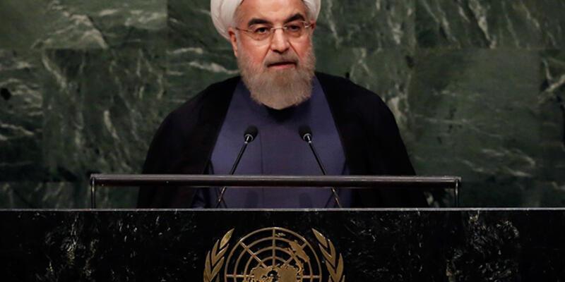 Ruhani'nin hedefinde İsrail var!