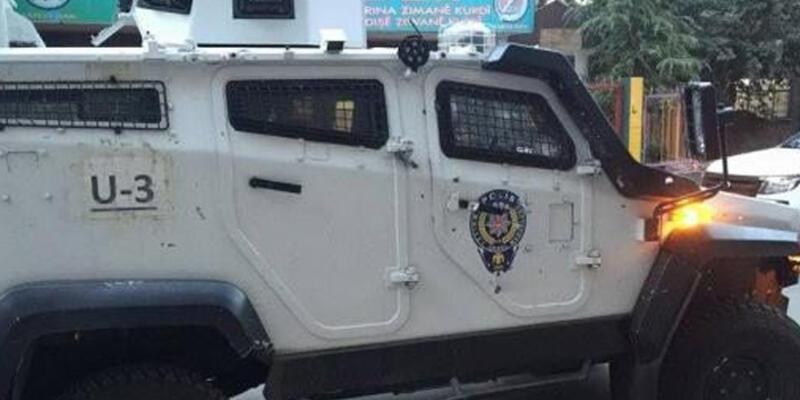 Dicle Haber Ajansı'na polis baskını