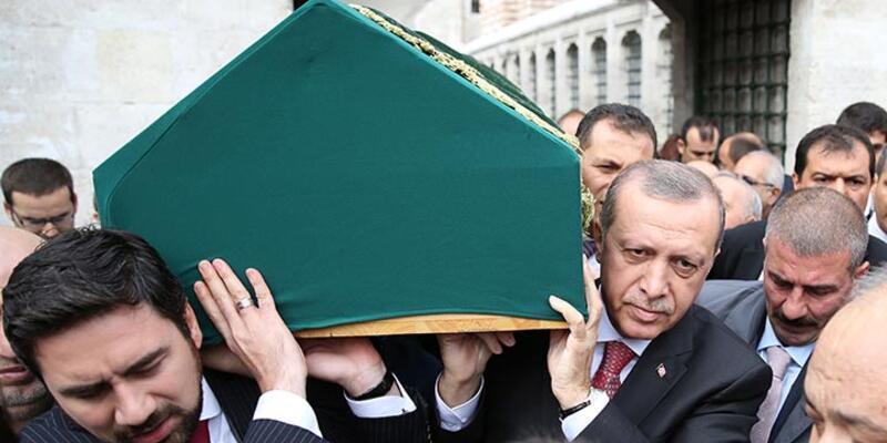 Emine Erdoğan'ın amcası Aziz Gülbaran vefat etti