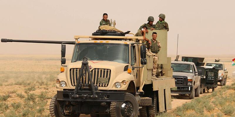 Peşmergeden IŞİD operasyonu!