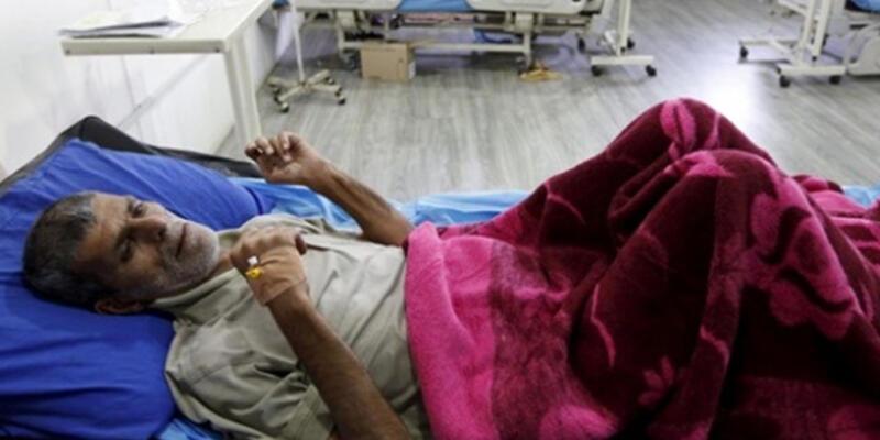 Irak'ta kolera salgını!