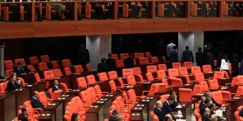 HDP Meclis'i terk etti