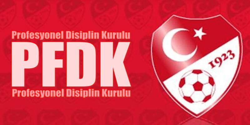 Fenerbahçe'ye ceza, Trabzonspor'a ihtar